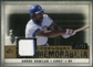 2008 Upper Deck SP Legendary Cuts Legendary Memorabilia #AD Andre Dawson /99