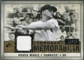 2008 Upper Deck SP Legendary Cuts Legendary Memorabilia #RM Roger Maris /99