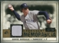 2008 Upper Deck SP Legendary Cuts Legendary Memorabilia #GG Goose Gossage /99