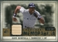2008 Upper Deck SP Legendary Cuts Legendary Memorabilia #DW Dave Winfield /99