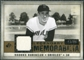 2008 Upper Deck SP Legendary Cuts Legendary Memorabilia #RO Brooks Robinson /99