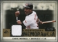 2008 Upper Deck SP Legendary Cuts Legendary Memorabilia #EM Eddie Murray /99