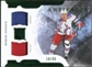 2011/12 Upper Deck Artifacts Horizontal Jerseys Patches Emerald #21 Derek Stepan /35
