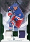 2011/12 Upper Deck Artifacts Jerseys Patch Emerald #10 Marian Gaborik /65