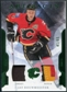 2011/12 Upper Deck Artifacts Jerseys Patch Emerald #44 Jay Bouwmeester 41/65