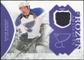 2011/12 Upper Deck Artifacts Frozen Artifacts Jerseys Purple #FADB David Backes