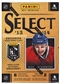 2013-14 Panini Select Hockey 2-Pack Box - Loaded !!!