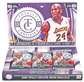 2013/14 Panini Totally Certified Basketball Hobby 12-Box Case