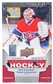 2013/14 Upper Deck Series 1 Hockey Hobby Box