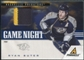 2011/12 Panini Pinnacle Game Night Materials Prime #33 Ryan Suter /30