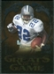 2009 Upper Deck Icons Greats of the Game Silver #GGES Emmitt Smith /450