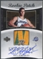 2004/05 Exquisite Collection #61 Kris Humphries Rookie Patch Auto #023/225