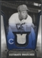 2004 SP Legendary Cuts #EB Ernie Banks Ultimate Swatches Jersey