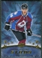 2008/09 Upper Deck Artifacts Gold #187 Paul Stastny S /75