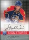 2008/09 Upper Deck Be A Player Signatures #SWE Stephen Weiss Autograph