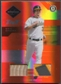 2005 Leaf Limited #43 Eric Chavez TNT Bat Patch #010/100