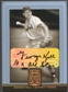 2005 Donruss Greats #32 George Kell Signature Gold HoloFoil Auto 10x All Star