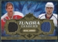 2008/09 Upper Deck Artifacts Tundra Tandems Gold #TTLG Rod Langway Mike Green /25