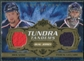 2008/09 Upper Deck Artifacts Tundra Tandems Gold #TTLN Pascal Leclaire Rick Nash /25