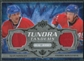 2008/09 Upper Deck Artifacts Tundra Tandems Silver #TTKK Alex Kovalev Andrei Kostitsyn /50