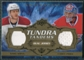 2008/09 Upper Deck Artifacts Tundra Tandems Bronze #TTKP Saku Koivu Carey Price /75