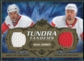 2008/09 Upper Deck Artifacts Tundra Tandems Bronze #TTLH Nicklas Lidstrom Tomas Holmstrom /75