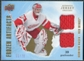 2008/09 Upper Deck Artifacts Frozen Artifacts Dual Gold #FADDH Dominik Hasek /75