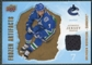 2008/09 Upper Deck Artifacts Frozen Artifacts Retail #FABM Brendan Morrison