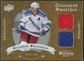 2008/09 Upper Deck Artifacts Treasured Swatches Dual #TSDBS Brendan Shanahan /199