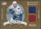 2008/09 Upper Deck Artifacts Treasured Swatches Dual #TSDDS Daniel Sedin /199