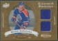 2008/09 Upper Deck Artifacts Treasured Swatches Dual #TSDGA Glenn Anderson /199