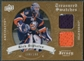 2008/09 Upper Deck Artifacts Treasured Swatches Dual #TSDRD Rick DiPietro /199