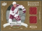 2008/09 Upper Deck Artifacts Treasured Swatches Dual #TSDSD Shane Doan /199