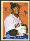 2008 Upper Deck Goudey Memorabilia #DO David Ortiz