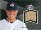 2008 Upper Deck USA Baseball Camo Cloth Jerseys #CC10 Roger Kieschnick