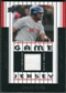 2008 Upper Deck UD Game Materials 1997 #DO David Ortiz