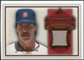 2009 Upper Deck SP Legendary Cuts Legendary Memorabilia Red #MO2 Jack Morris /75