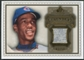 2009 Upper Deck SP Legendary Cuts Legendary Memorabilia Brown #EB Ernie Banks 3/50