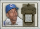 2009 Upper Deck SP Legendary Cuts Legendary Memorabilia Brown #EB2 Ernie Banks /50