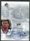 2002/03 Upper Deck SP Authentic SP Signatures #DS DeShawn Stevenson Autograph