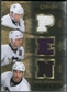 2007/08 Upper Deck OPC Premier Rare Remnants Triples Gold #PTRRM Gary Roberts Mark Recchi Ryan Malone /35