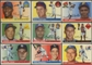 1955 Topps Baseball Lot of 103 Cards (80 Different) VG-EX