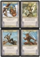 Magic the Gathering Magic the Gathering Vanguard 1 Complete Set