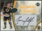 2005/06 Upper Deck Ice Signature Swatches #SSBL Brian Leetch Autograph