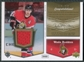 2007/08 Upper Deck One on One Jerseys #OOMR Bryan McCabe/Wade Redden