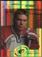 1999/00 Upper Deck SPx #179 Barret Jackman /1999