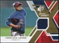 2009 Upper Deck SPx Game Jersey #GJFL Francisco Liriano