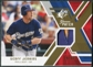 2009 Upper Deck SPx Game Patch #GJGJ Geoff Jenkins /99