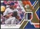 2009 Upper Deck SPx Game Patch #GJSA Johan Santana /99