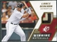 2009 Upper Deck SPx Winning Materials Patch #WMLB Lance Berkman /99
